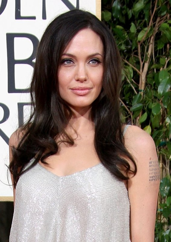 Le naturel d'Angelina Jolie
